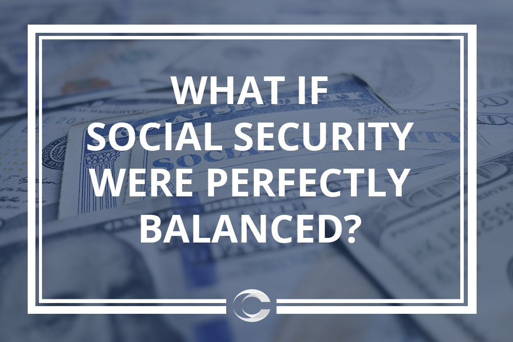 Is Social Security Perfectly Balanced?